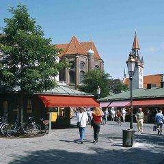 Отель ibis Muenchen City Nord городской автобус