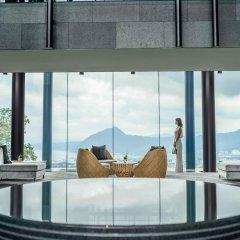 Отель Intercontinental - Ana Beppu Resort & Spa Беппу бассейн