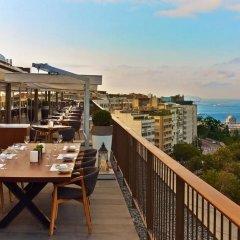 The St. Regis Istanbul Турция, Стамбул - отзывы, цены и фото номеров - забронировать отель The St. Regis Istanbul онлайн балкон