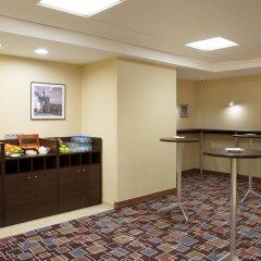 Гостиница Hampton by Hilton Moscow Strogino (Хэмптон бай Хилтон) интерьер отеля фото 4