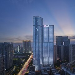 Отель Aloft Guangzhou Tianhe балкон