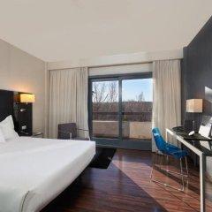 Отель Eurostars Monte Real Испания, Мадрид - отзывы, цены и фото номеров - забронировать отель Eurostars Monte Real онлайн комната для гостей