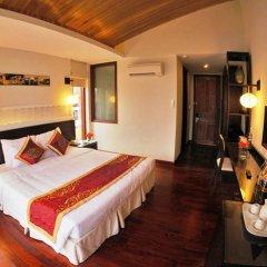 Отель Vinh Hung Emerald Resort Хойан комната для гостей фото 2