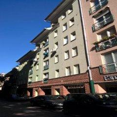 Отель Boulevard City Guesthouse and Pension вид на фасад фото 2