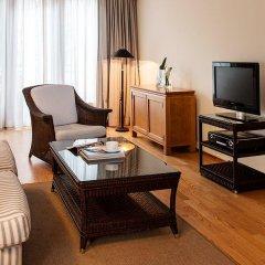 Апартаменты Hanse Clipper Haus Apartments Hamburg Гамбург комната для гостей фото 3
