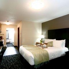 Отель Foxwood Inn & Suites Drayton Valley комната для гостей фото 5