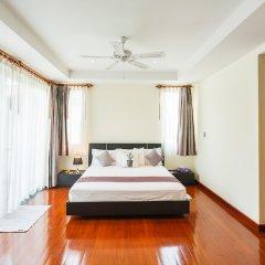 Отель Baan Kaja Villa by Lofty Таиланд, Камала Бич - отзывы, цены и фото номеров - забронировать отель Baan Kaja Villa by Lofty онлайн комната для гостей фото 5