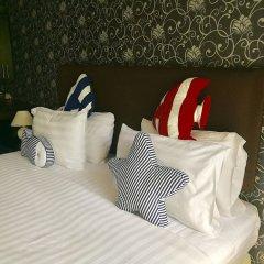 Only Blue Hotel комната для гостей фото 3