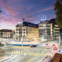 Отель Central Plaza Hotel Швейцария, Цюрих - 5 отзывов об отеле, цены и фото номеров - забронировать отель Central Plaza Hotel онлайн бассейн
