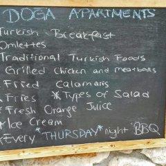 Doga Apartments Турция, Фетхие - отзывы, цены и фото номеров - забронировать отель Doga Apartments онлайн интерьер отеля