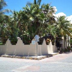 Отель Riviera Del Sol Плая-дель-Кармен парковка