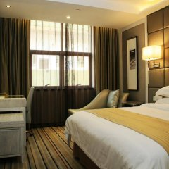 Days Hotel Great Wall Quanzhou комната для гостей