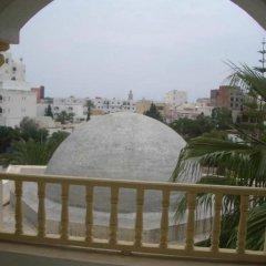 Отель Delphin El Habib Тунис, Монастир - 2 отзыва об отеле, цены и фото номеров - забронировать отель Delphin El Habib онлайн балкон