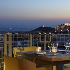 COCO-MAT Hotel Athens балкон