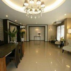 Отель Chitra Suite Spa Бангкок интерьер отеля