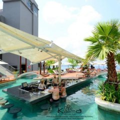 Отель Kalima Resort & Spa, Phuket бассейн фото 2