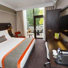 DoubleTree by Hilton Hotel London - Hyde Park 4* Номер Делюкс с различными типами кроватей фото 9