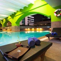 Отель Arnoma Grand Таиланд, Бангкок - 1 отзыв об отеле, цены и фото номеров - забронировать отель Arnoma Grand онлайн бассейн фото 2
