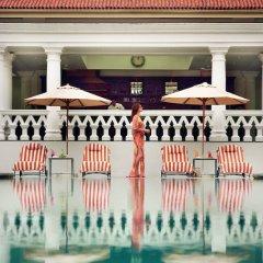 Отель Raffles Singapore фитнесс-зал фото 2