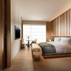 Отель Joyze Hotel Xiamen, Curio Collection by Hilton Китай, Сямынь - отзывы, цены и фото номеров - забронировать отель Joyze Hotel Xiamen, Curio Collection by Hilton онлайн комната для гостей фото 5