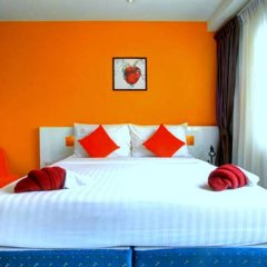 Отель The Frutta Boutique Patong Beach комната для гостей фото 15