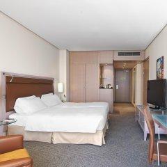 Отель Melia Valencia 4* Стандартный номер с различными типами кроватей фото 2