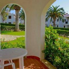 Отель Apartamentos Son Bou Gardens балкон