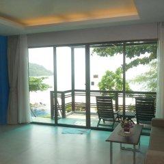 Отель Maya Koh Lanta Resort комната для гостей фото 3