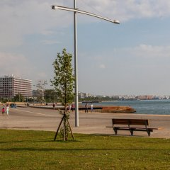 Отель Makedonia Palace Салоники пляж