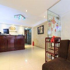 Nguyen Khang Hotel интерьер отеля