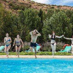 Отель A. Montesinho Turismo бассейн