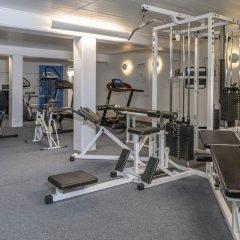 First Hotel Aalborg фитнесс-зал фото 4