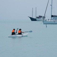 Отель Celes Beachfront Resort Самуи приотельная территория фото 2