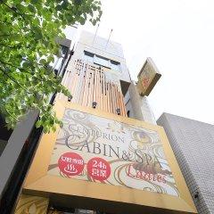 Отель Centurion Cabin & Spa – Caters to Women (отель для женщин) Япония, Токио - отзывы, цены и фото номеров - забронировать отель Centurion Cabin & Spa – Caters to Women (отель для женщин) онлайн вид на фасад фото 2