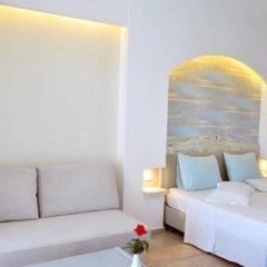 Отель Aeolos Hotel Греция, Мастичари - отзывы, цены и фото номеров - забронировать отель Aeolos Hotel онлайн комната для гостей фото 5