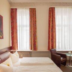 Hotel Tiergarten Berlin комната для гостей