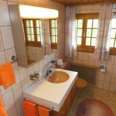 Отель La Pernette ванная