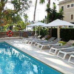 Отель Planas Испания, Салоу - 4 отзыва об отеле, цены и фото номеров - забронировать отель Planas онлайн бассейн фото 3