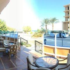 Отель New DaVinci Beach & Diving Resort бассейн