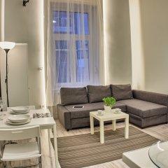 Апартаменты Hild-1 Apartments Budapest Будапешт комната для гостей фото 3