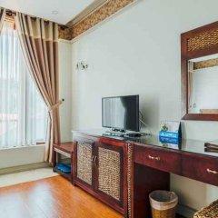 Отель Lotus Muine Resort & Spa Вьетнам, Фантхьет - отзывы, цены и фото номеров - забронировать отель Lotus Muine Resort & Spa онлайн удобства в номере фото 2