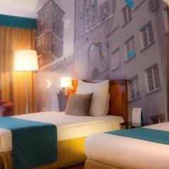 Hanza Hotel комната для гостей фото 8