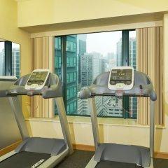 Отель COZi · Harbour View (Previously Newton Place Hotel ) Китай, Гонконг - отзывы, цены и фото номеров - забронировать отель COZi · Harbour View (Previously Newton Place Hotel ) онлайн фитнесс-зал фото 3