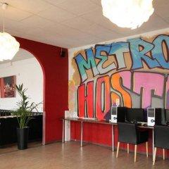 Отель Metropol Hostel Berlin Германия, Берлин - 12 отзывов об отеле, цены и фото номеров - забронировать отель Metropol Hostel Berlin онлайн интерьер отеля фото 2