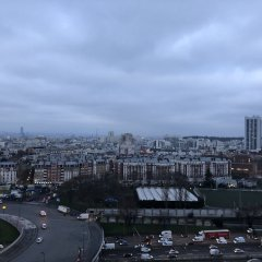 Отель Ibis Paris Porte De Montreuil парковка
