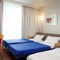 Отель Novotel Rennes Alma комната для гостей фото 4