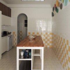 Отель 71 Castilho Guest House Лиссабон питание