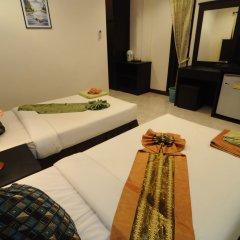 Отель N.T. Lanta Resort Ланта комната для гостей