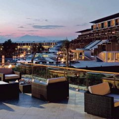 Отель Lykia World Links Golf Денизяка гостиничный бар