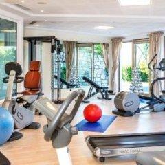 Hotel Sonnbichl Тироло фитнесс-зал фото 2